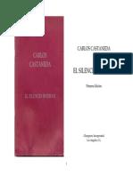 Carlos Castaneda 10 Libro - El Silencio Interno