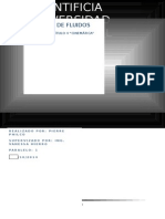 Informe 2-Mecánica de Fluidos-Cinemática