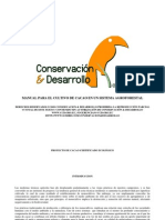 Manual Para El Cultivo de Cacao en Un Sistema Agroforestal 1996, www.ccd.org.ec, Make a donation@ccd.org.ec / Haga una donación