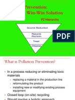 Prevent Pollution