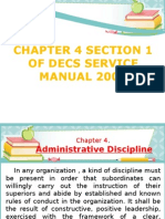 CHapter 4 of DepEd Manual