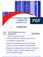 Stress Analysis Concept