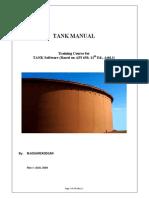 Tank Manual x