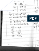 Maxwell Equation Derivation