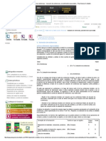 Tratamiento Contable de Las Existencias - Variación de Existencias, Procedimiento Especulativo - Plan General Contable