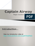 captain airway game concept
