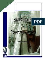 Powertrain Alignment