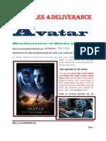 Avatar Manifestation of Hindu GodsF 1