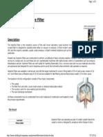 Nutsche Filter Design