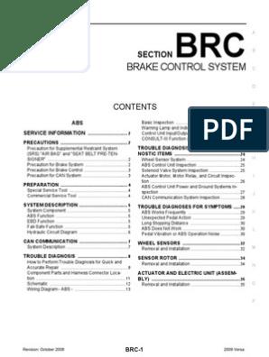 BRC | Airbag | Anti Lock Braking System