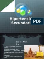 HIpertension Secundaria