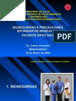 Bioseguridad y Precauciones estándar