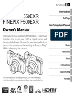 Finepix f500exrseries Manual 01