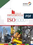 Guía de Implementación de Sistema de Gestión de La Energía Basada en ISO 50001