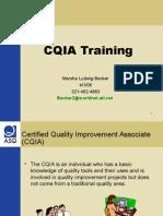 CQIA Training1 (1)