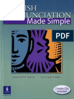 English Pronunciation Made Simple -  P. Dale, L. Poms