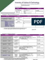 Admission Information 2013