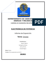 Drones - Aguiar, Cartagena, Ochoa, Oviedo