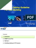 TM Internal Cabling Guideline