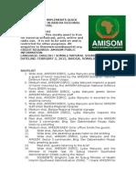 AMISOM RENOVATES FACILITIES AT BAIDOA REGIONAL REFERRAL HOSPITAL