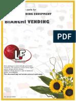 Bianchi Vending Lf Part List