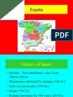 Mapa de España (English)