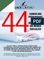 44 Consejos Para Marketing en Redes Sociales