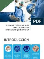 Infeccion quirurgica