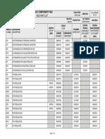 00026185- P&ID Part List