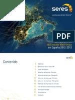 2014-SERES-Estudio Comparativo de Implantacion Facturacion Electronica-ES 2012-2013