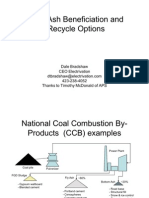 59607231 Coal Ash Beneficiation and Recycle Options