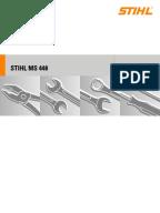 Stihl fs 130 user manual