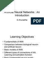 Artificial Neural Networks Rev (1)