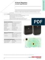 KathreinSA Single Data Sheets RS210