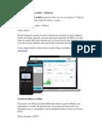 Cartão de Débito e Crédito – Payleven