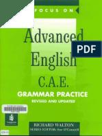 Advanced Grammar Practice