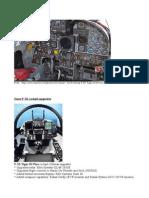 Upgraded F-5 Cockpits