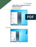 Tutorial Membuat Aplikasi Absensi Menggunakan Microsoft Access 2013