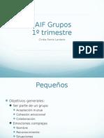 AAIF-Presentación1º trimestre