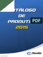 Munddo Catalogo 2015