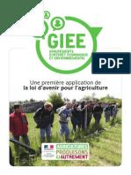 GIEE, une première application de la loi d'avenir pour l'agriculture