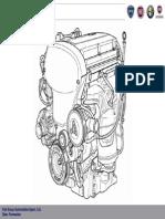 Motor 1.6 16v Pda Gm