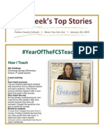 this weeks top stories feature