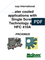 HFC 410A and Water Cooled Application.pdf