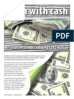 "NYSUT says charter schools are ""flush with cash."""