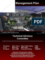 Louisville Arena Traffic Management Plan