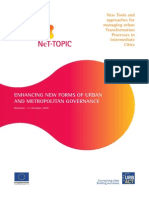 New Tools and Approaches for Managing Urban Transformation