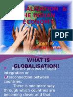 Ppt on Globalisati On