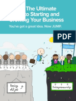 JUMP the Ultimate Guide to Starting and Growing Your Business