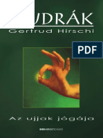 Gertrud Hirschi  Mudrák - Az ujjak jógája 3c024d397a